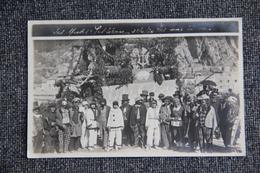 "SISTERON - Carnaval Du 21 Avril 1924 - Les Muses : "" Les Mas Tu Vu "". - Sisteron"