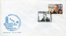 13182 Portugal, Special Postmark 2001,  Walt Disney,  Portimao - Disney