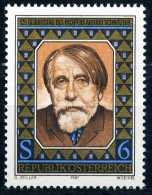 Österreich - Michel 1883 - ** Postfrisch (E) - Arthur Schnitzler - 1945-.... 2ª República