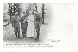 15577 - La Famille Du Rameau D'Olivier Carte N°23 à Nos Trois Nouveaux Grands Frères - Weltkrieg 1914-18