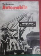 Revue Américaine The American Automobile Juillet 1961 Pub Dodge Fargo De Soto, Monroe, Bendix - Magazines & Newspapers