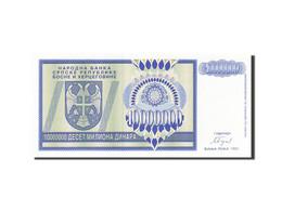 Croatie, 10 Million Dinara, 1993, 1993, KM:R12a, SPL - Croatie