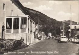 Molaretto (Susa) - Posto Di Dogana E Ufficio Raci - FG - Non Viaggiata (vedi 2 Foto) - Italia