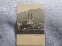 ADMONT STEIERM . STIFTKIRCHE - Autriche