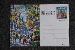 BARCELONA - Ramblas De Las Flores ( Carte Numéro 0366556). - Barcelona