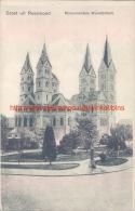 1907 Monumentale Munsterkerk Groet Uit Roermond - Roermond