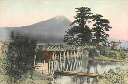 N-16 1099 : JAPON MONT FUJI - Zonder Classificatie