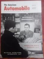 Revue Américaine The American Automobile Avril 1961 Pub International Scout,Champion, Rambler ... - Magazines & Newspapers