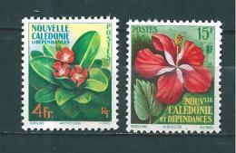 Nouvelle Calédonie Timbres De 1958  N°288 Et 289  Neufs ** - Ongebruikt