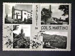VENETO -TREVISO -COL SAN MARTINO -F.G. - Treviso