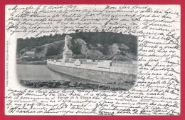 CPA Belgique - Jalhay - Barrage De La Gileppe - Jalhay