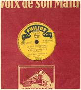 Disque 78 Tours Jazz  Les Bastringuo'sma  P Tite Folie Rose Marie Polla Fille De Londres   Paris Canaille - 78 T - Disques Pour Gramophone