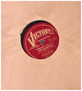 Disque 78 Tours  Christiane Lys J Ai Lu Dans Vos Yeux    Jacques Metehen   Victory  9040 - 78 Rpm - Gramophone Records