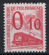 """France - Colis Postaux Dits """"Petits Colis"""" N° 32 YT NEUF ** MNH / Faciale 10c Rouge - Colis Postaux"""