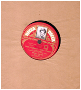 Disque 78 Tours  Ethel Smith   Decca The Harry Lime Theme The Cafe Mozart  Waltz 75791 - 78 Rpm - Gramophone Records