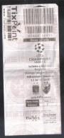 MALTA - CHAMPIONS LEAGUE -  ( 1 EUROS )  VALLETTA F.C. Vs RED STAR  MATCH TICKET - Match Tickets