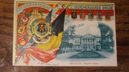 BELGIQUE : 75e Anniversaire De L'independance Belge : BRUXELLES : Palais De La Nation  ...................... HA158 - Zonder Classificatie