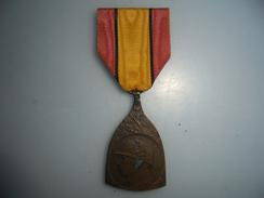 Medaille Commémorative 14-18 Belge - Belgique