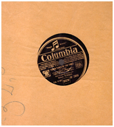 Disque 78 Tours  Torch Tunes Of The Times  Sidney Torch Df Columbia   2606 - 78 Rpm - Gramophone Records