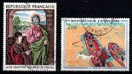 France - Timbre De 1972 - Y&T 1732  Ouvres D'art - Gebraucht