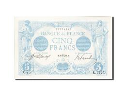 France, 5 Francs, 5 F 1912-1917 ''Bleu'', 1912, 1912-10-28, KM:70, SPL, Fayet... - 1871-1952 Circulated During XXth