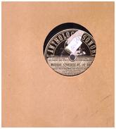 Disque 78 Tours Musique Francaise Italienne  14 ème Siècle Mertens Guermant Jacquier  Safford Cappe  Anthologie Sonore - 78 Rpm - Gramophone Records