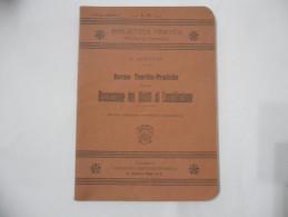 RISCOSSIONE DEI DIRITTI DI CONCILIAZIONE TIPOGRAFIA ED. OSTINELLI COMO 1919 - Diritto Ed Economia