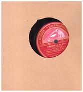 Disque 78 Tours Symphonie En Re Mineur Ochestre De Philadelphie   Léopold   Stokowsky Db 3227 Gramophone - 78 T - Disques Pour Gramophone