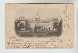 CPA PIONNIERE HANAU (Allemagne-Hesse) - Gruss Aus .....Schloss Phillipsruhe - Hanau