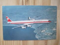 Air Canada - Douglas DC 8 - 1946-....: Moderne