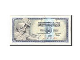 Yougoslavie, 50 Dinara, 1978, KM:89a, 1978-08-12, TB - Yougoslavie
