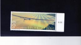 2016 Svizzera - Solar Impulse - Impresa Aerea - Switzerland