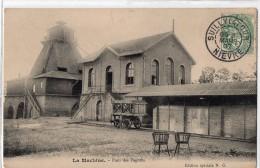 La Machine,puits Des Zagoths - La Machine