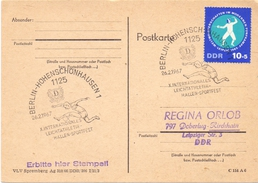 BERLIN 1967    SPORTFEST  (SET160242) - Salto