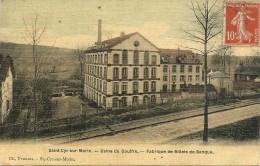 SAINT CYR SUR MORIN .FABRIQUE DE BILLETS DE BANQUE - France
