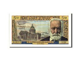 France, 5 Nouveaux Francs, 5 NF 1959-1965 ''Victor Hugo'', 1962, 1962-02-01,... - 5 NF 1959-1965 ''Victor Hugo''