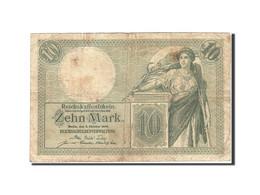 Allemagne, 10 Mark, 1904-1906, KM:9b, 1906-10-06, TB+ - [ 2] 1871-1918 : Duitse Rijk