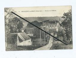 CPA  - Mesnières En Bray  - Avenue Du Château - Mesnières-en-Bray