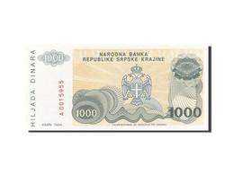 Croatie, 1000 Dinara, 1994, 1994, KM:R30a, SPL - Croatie