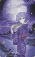 Télécarte Japon / 330-800331 - MANGA - EVANGELION - ANIME Japan Movie Cinema Phonecard - BD COMICS TK - NFS 7061 - Cinema