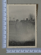ORIGINAL WAR PHOTO   - TO IDENTIFY   -  2 SCANS - (Nº16264) - Guerra, Militari