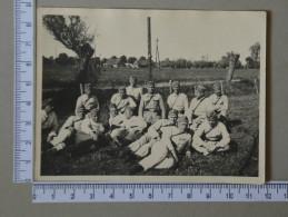 ORIGINAL WAR PHOTO   - TO IDENTIFY   -  2 SCANS - (Nº16276) - War, Military