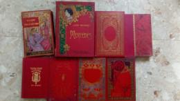 LOT 8 ROMANS ANCIENS POUR LES JEUNES Gedalge émile Gaillard Hachette Combet Sfil éducation Jeunesse - Lots De Plusieurs Livres