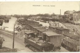 Roanne Port Du Canal - Roanne