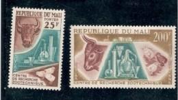 Mali1963:Michel58-9mnh** - Mali (1959-...)