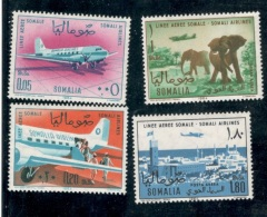 Somalia1964:Michel64-7mnh** Cat.Value $12+ - Somalië (1960-...)