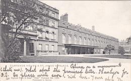 TUCK #1399; LONDON, England, United Kingdom; Clarence House & St. James Palace, PU-1904 - London Suburbs