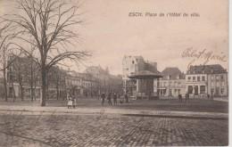 ESCH SUR ALZETTE-PLACE DE L HOTEL DE VILLE - Esch-Alzette