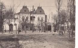 Foto Deutsche Soldaten 1.Weltkrieg Rumänien Romania Kommando Der Rumänischen Erdolfelder Villa Stefanescu In Campina - Krieg, Militär