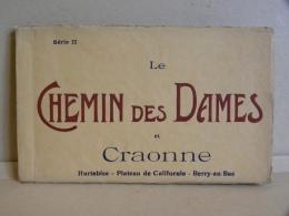 (02) Aisne - Le Chemin Des Dames Et Craonne - Carnet De 20 Cartes - Craonne